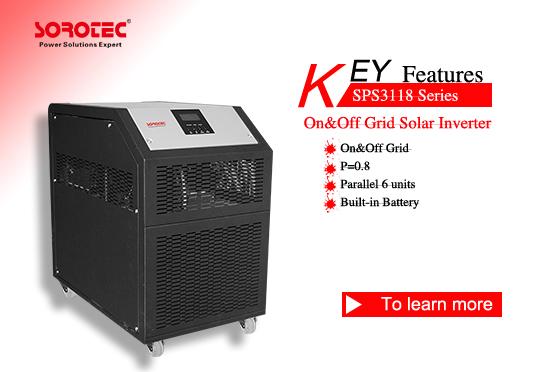 Solar Power System SPS3118C 1-5KVA