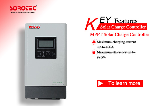 MPPT Solar Charging Controller