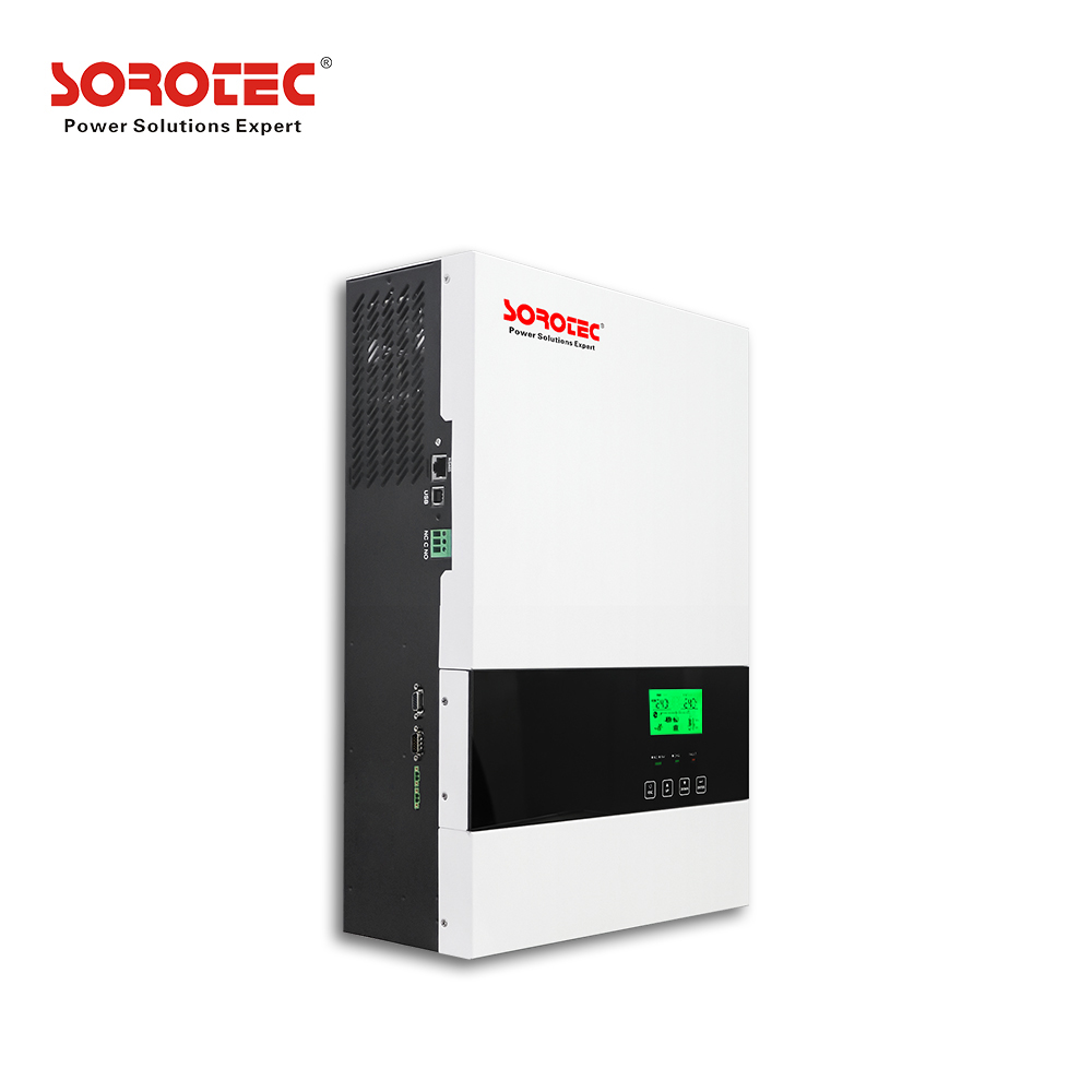 REVO-E PLUS Series Solar Power Inverter 3-5.5kW