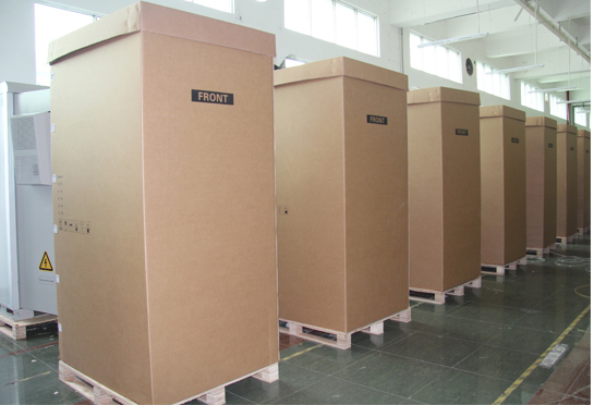 Telecom Outdoor  Cabinet Solution