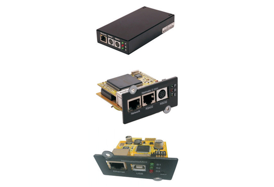 SNMP Card and AS400 Card for UPS