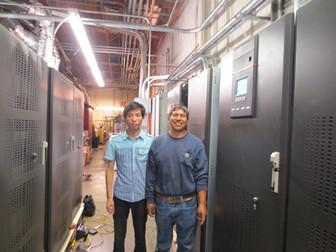 SOROTEC UPS GP9335C series products have successfully entered the U.S. market