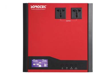 Modified Sine Wave Solar Inverter with PWM Solar Charge Controller SSP3111C 1-2KVA