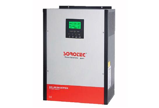 SSP3119C 3-5KW Hybrid  On/ Off Grid  Solar Power Inverter  with MPPT Controller