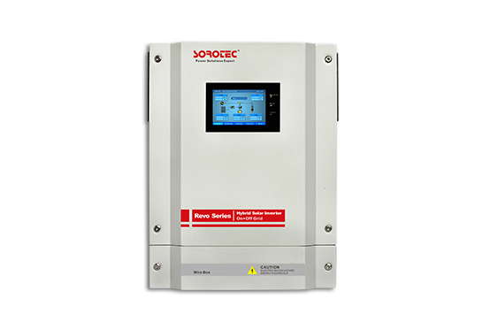 1-5KVA Solar Power Inverter with Touch Screen Display