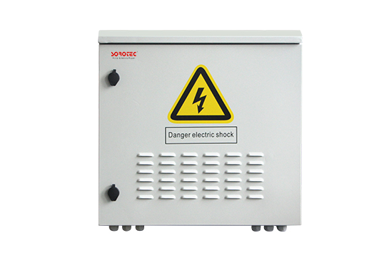 Hot Swappable 48VDC Outdoor Solar Systems Power Supply for Telecom
