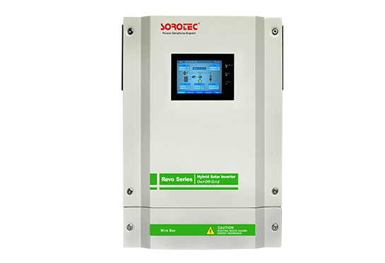 On/Off Gird REVO-II Energy Storage Inverter with Touch Screen