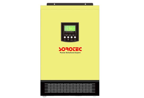 3-5kW Hybrid Solar Energy Storage Inverters