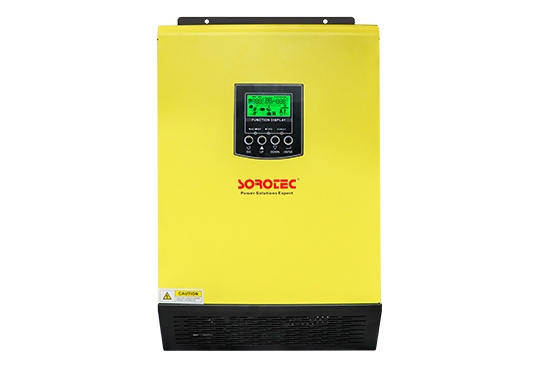 3-5.5kW Hybrid Solar Energy Storage Inverters