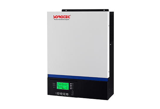 230/240VAC Series Solar Power Inverter 3-5.5kW with Battery Storage